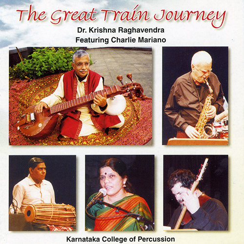 The Great Train Journey (2002) Cover